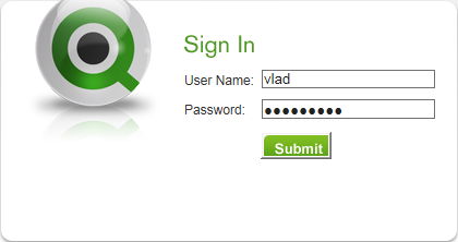 Setting a Default Domain with QlikView Web Form Authentication